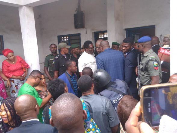 Imo Deputy Gov's Impeachment Suffers Setback, Court Restrains Panel From Further Action
