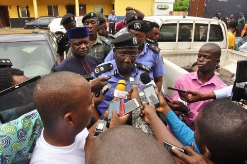 Edo Police Confirms 3 Victims Of Foiled Igarra Bank Robbery Attack To Be Armed Robbers