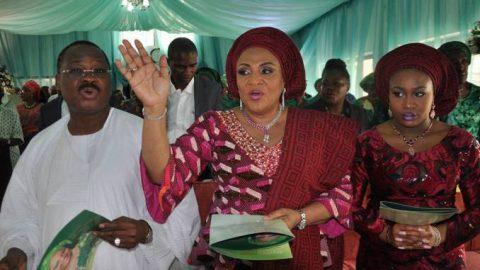 """Forgive My Husband"" Oyo First Lady Pleads"