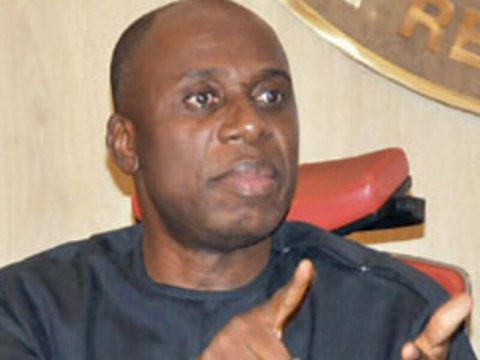"""I Don't Drink, Smoke And I Don't Need Money"" – Rotimi Amaechi"