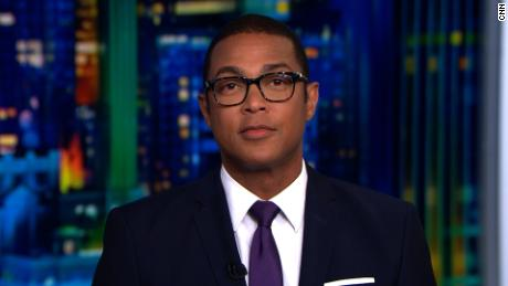 Don Lemon rips Trump over personal attack