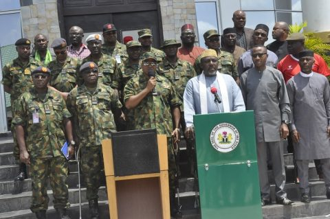 Boko-Haram Or Insurgency Will Be A Thing Of The Past Soon – Okorocha
