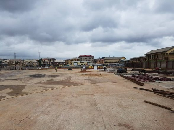 Ultramodern Onitsha Urban Motor Park For Commissioning