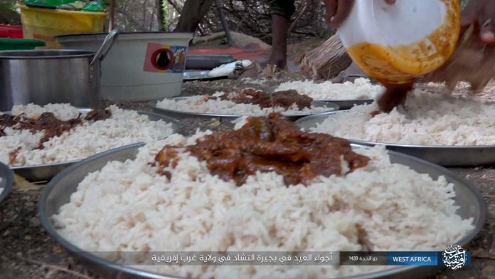 Images Of How Boko Haram Celebrated Eid-el-Kabir In Occupied Territories