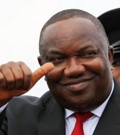 'I Will Hand Over To A Governor Of Nkanu Extraction In 2023'