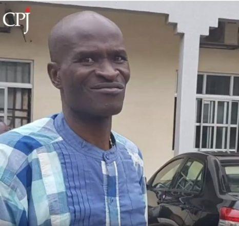 Journalist Abiri Rejoins Family