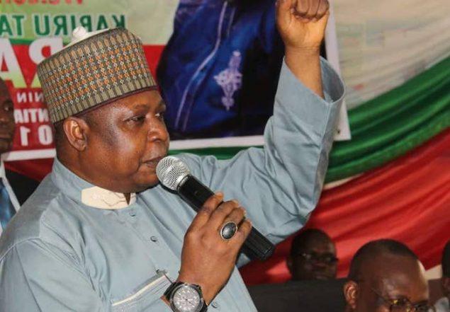 2019: Bafarawa, Turaki Pick PDP Presidential Forms