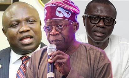 Lagos Governorship: Tinubu Has No Plan To Endorse Ambode – Source