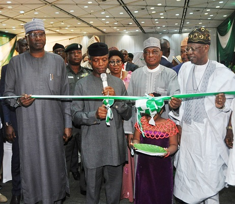 FG Kick-Starts 58th Independence Anniversary Celebration With Photo Exhibition