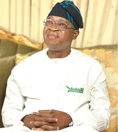 Why I'm The Best Candidate For Osun Gov — Oyetola