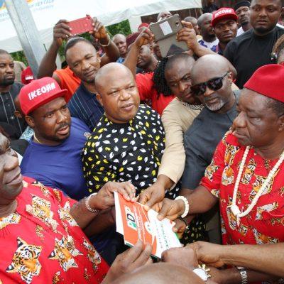 Ekweremadu: I Won't Run for Senate Again