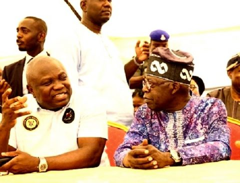 Exclusive Report: Buhari Threatened As Tinubu, Ambode 2019 Election Feud Tears APC Apart