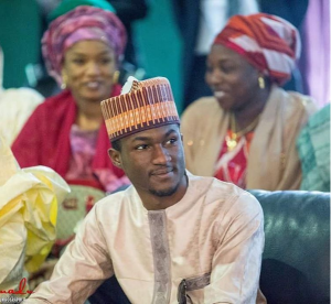 Buhari's Son Begins NYSC 11months After Bike Injury