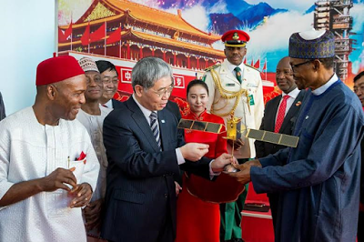 """ECOWAS Speech: """"China The Largest Investor In West Africa"""" – Buhari"""