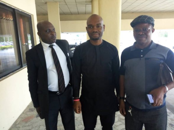 Two Aides Deserted Senator Godswill Akpabio For Defecting To APC