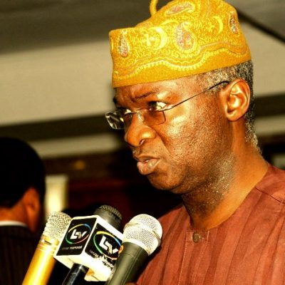 DISCOS and the Case for an Encore for Fashola – By Segun Odunuyi