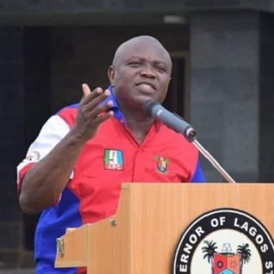Lagos 181 Roads: Gov Ambode Completed 54 Roads, Abandoned 74, Tracka Report Shows