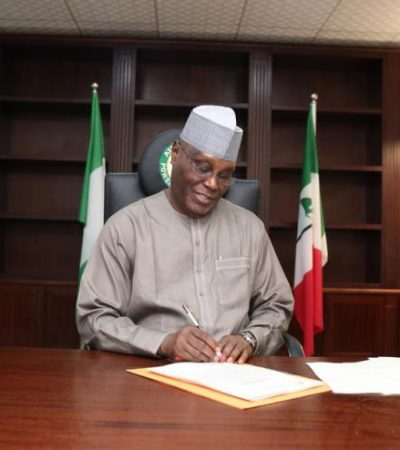 Barr. West Lauds Saraki, Tambuwal, Others For Making Atiku Campaign Team