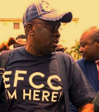 Audio: Fayose Rebuff's EFCC Interrogators