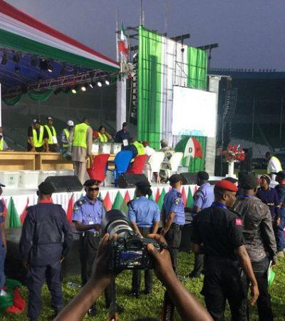 Breakdown Of The Result Of PDP Presidential Primaries