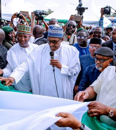 Port Harcourt Airport Terminal Project Ours, PDP Parodies Buhari
