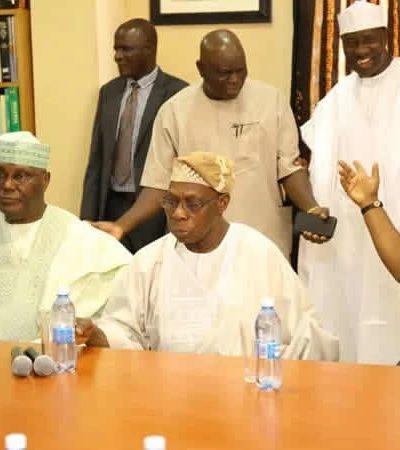 Obasanjo, Atiku are Losers – Presidency