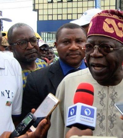 Buhari Doesn't Have My Kind Of Money – Tinubu