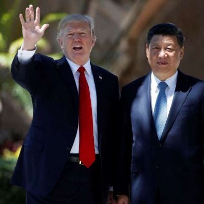 China VP Wang says Beijing ready for U.S. talks, work for trade solutions