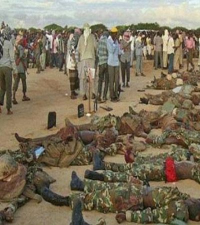 PDP Laments, Tasks Buhari On Killing Of 70 Soldiers In Northeast
