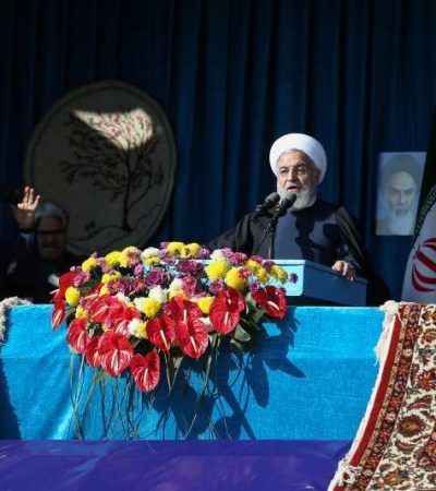 U.S. made 11 attempts to negotiate with Iran in last two years: Iran president