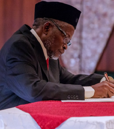 NJC To Onnoghen, Ag CJN: Respond To Petitions In Seven Working Days