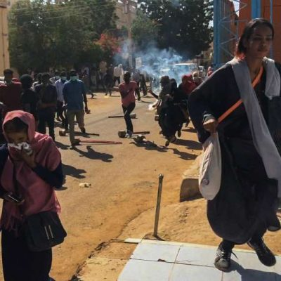 Death toll from Sudan protests rises to 24: official