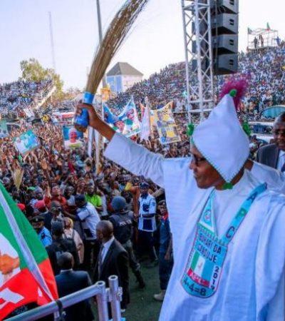 Buhari: I have Fulfilled My 2015 Campaign Promises