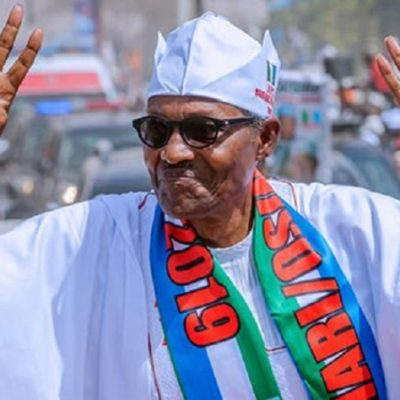 INEC Finally Declares Buhari Winner
