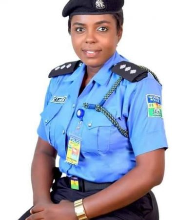 Benue Police Command Gets New Female PRO