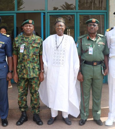 FG Launches National Campaign To Rally Support For Military