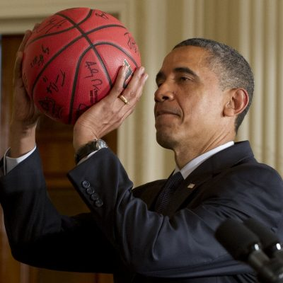 Barack Obama reportedly set for role with NBA-backed African basketball league