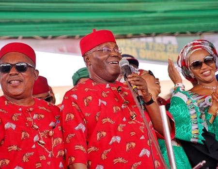 2019: Enugu Stands Still For Atiku/Obi Presidential Campaign Rally