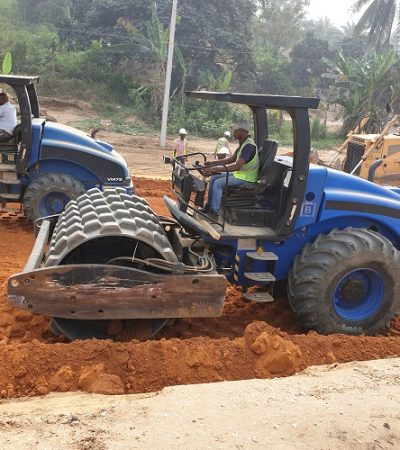 FG Commends Operational Speed Of Julius Berger On Odukpani-Calabar Road
