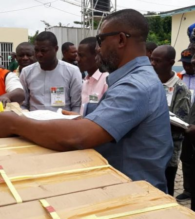Allow Journalists Unfettered Access To Elections Coverage, INEC Urges Security Agencies