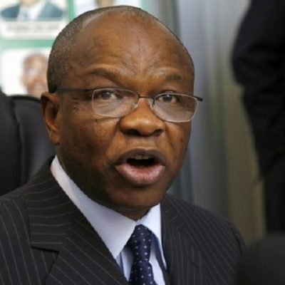 Maurice Iwu Secretly Arrested By Security Operatives