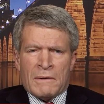 Ex-Bush ethics czar nails Trump as 'an extreme narcissist having a hissy-fit' because he's been told 'no'
