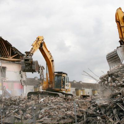 Building's Demolition: A Major Challenge To Nigerian Government – By Oyebanji Faith John