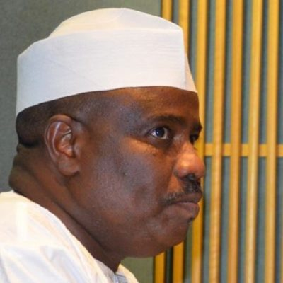 Tambuwal Goes On Bended Knees To APC