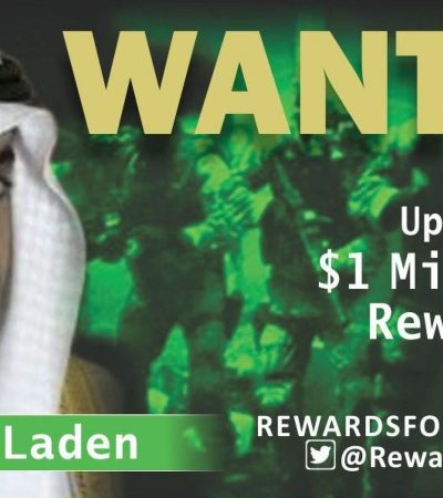 Osama bin Laden's son stripped of Saudi citizenship as US offers $1m reward for information