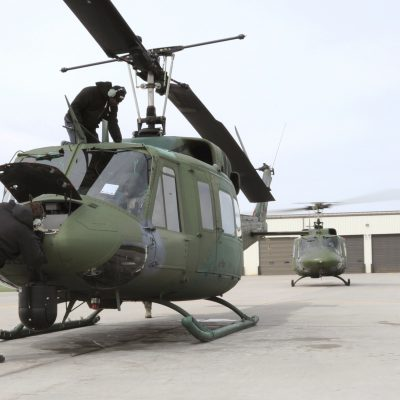Insurgency: NAF takes delivery of 2 new helicopters – Official