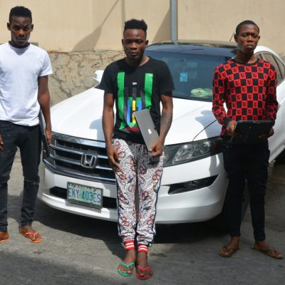 EFCC Clamps Down on Abuja Internet Fraudsters