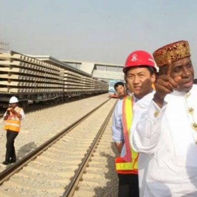 The Exclusion Of South-East And South-South In National Railway Project, Another Example Of Chibuike Amaechi & Buhari's Un-Patriotic Politics Of Hate And Exclusion