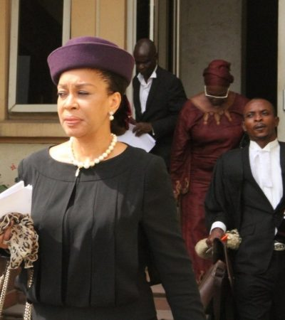 Alleged Money Laundering: Ofili-Ajumobia Re-arraigned, Granted Bail