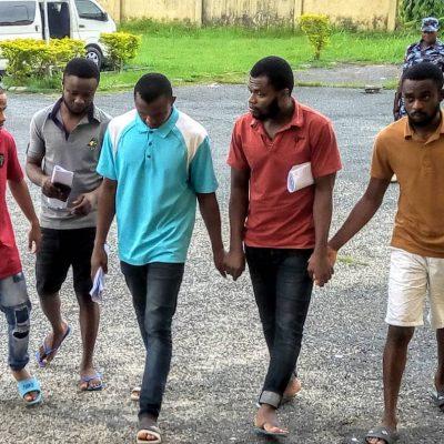 Six Internet Fraudsters Bag Jail Term In Uyo